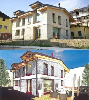 villa a Gallio